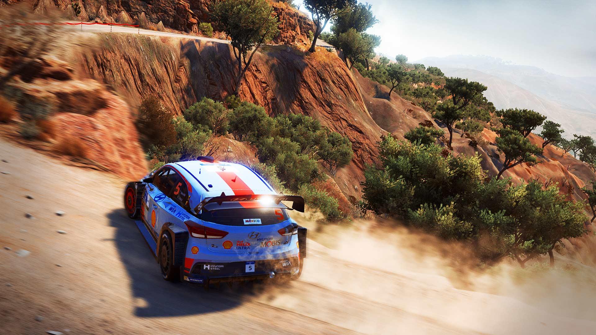 WRC 7 FIA World Rally Championship [2017|Rus|Eng]