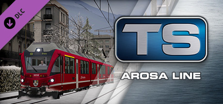 Train Simulator: Arosa Line Route Add-On steam gift free