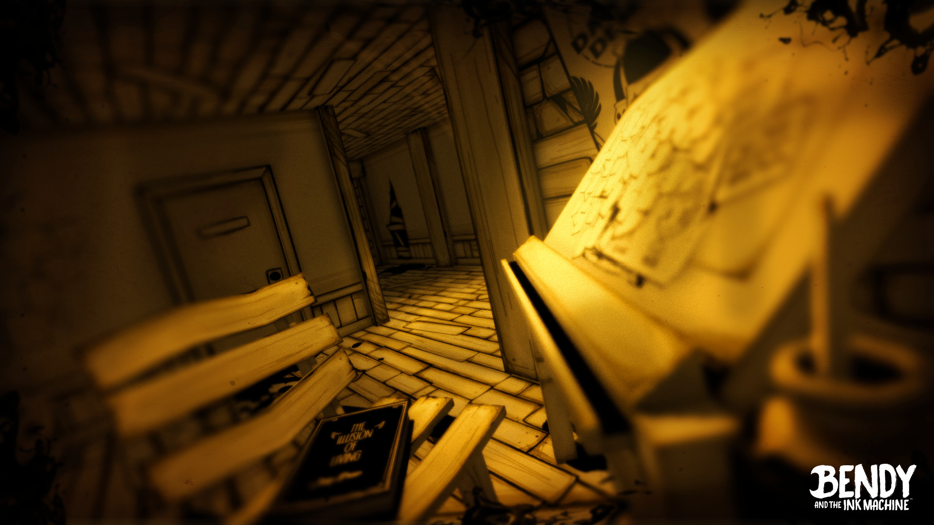Bendy and the Ink Machine - Download Free Full Games ...