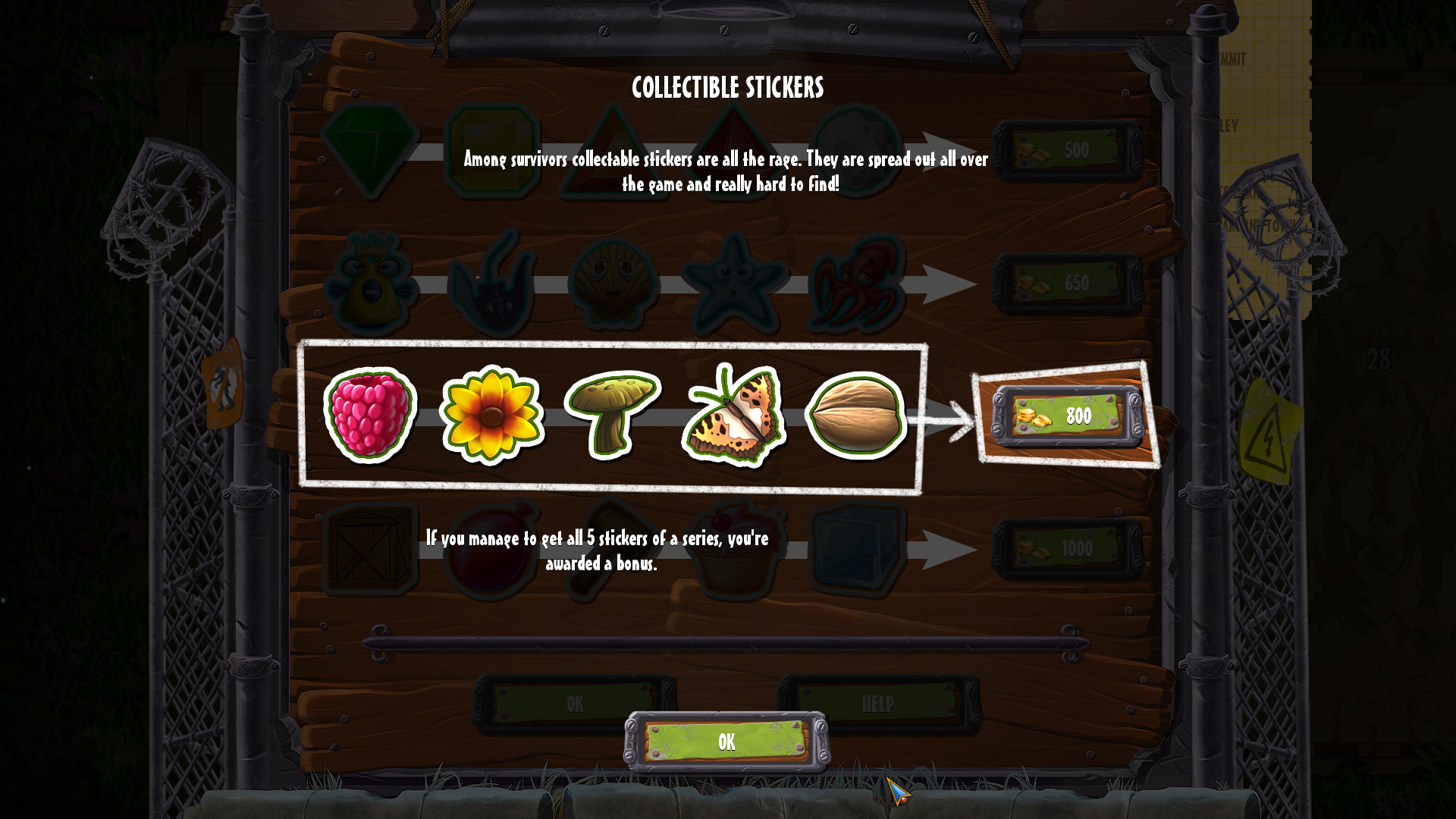 Zombie Solitaire 2 Chapter 2 screenshot