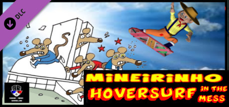 Hoversurf in the Mess