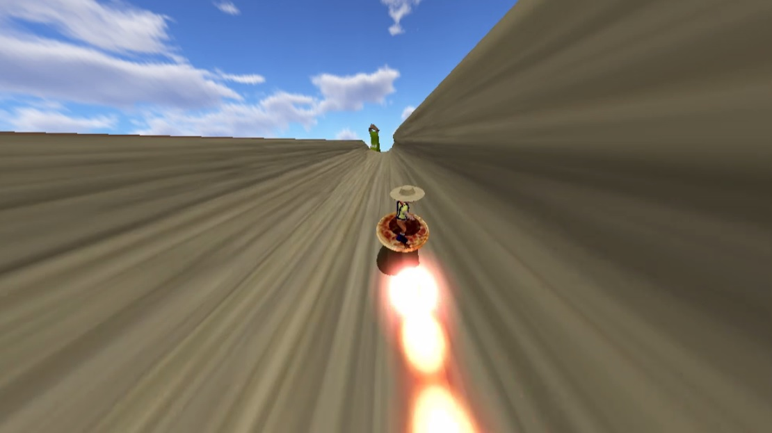 Hoversurf in the Mess screenshot