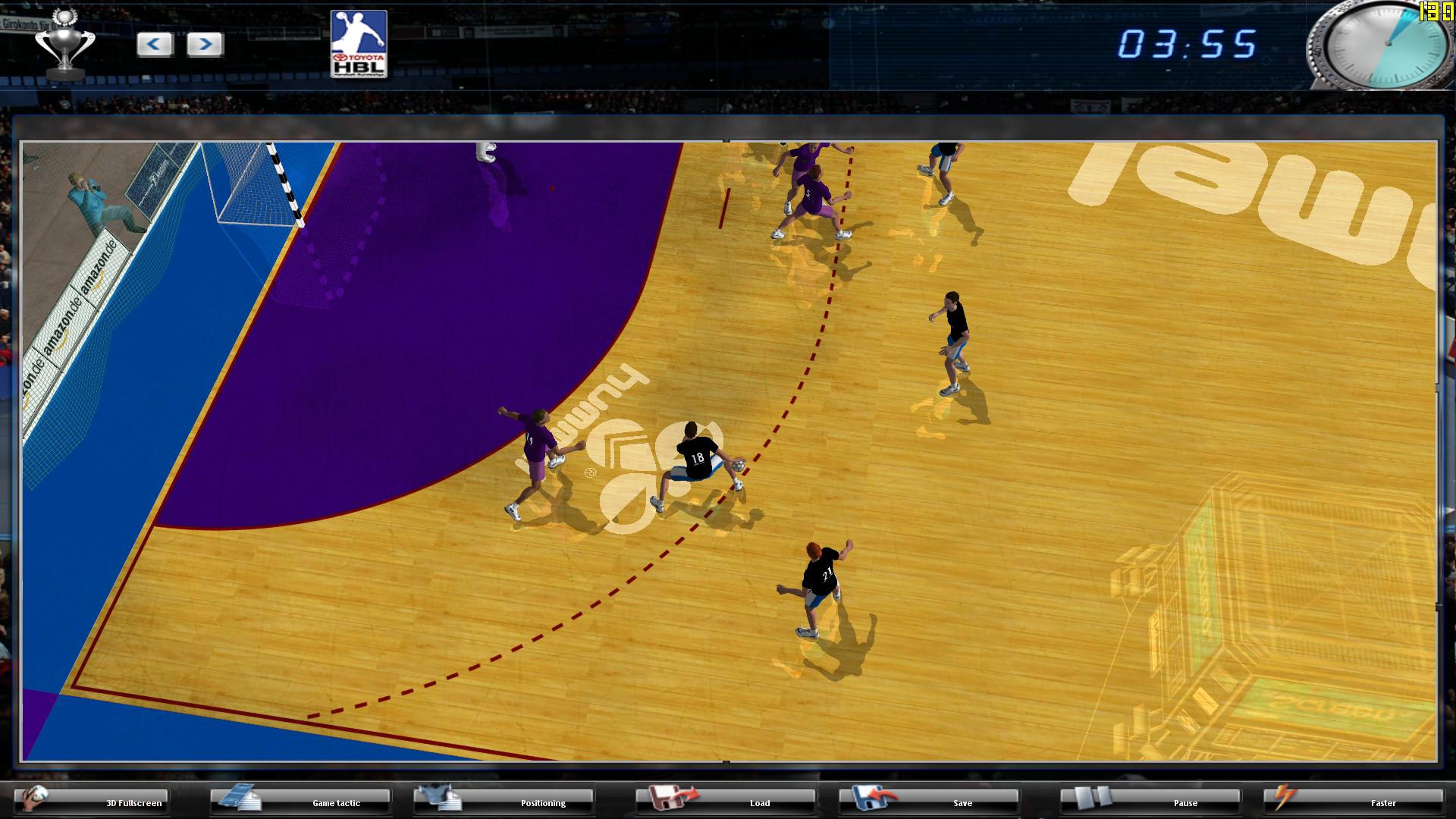 Handball Manager - TEAM screenshot