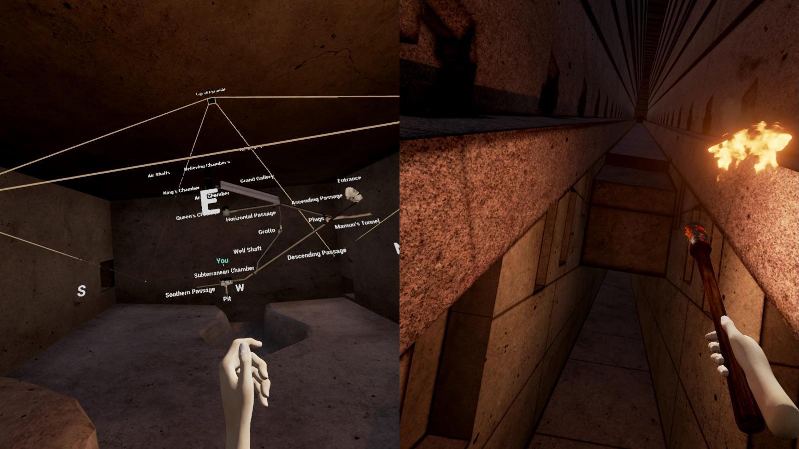 Great Pyramid VR screenshot