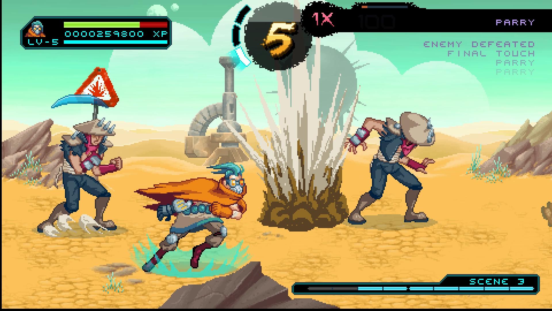 Way of the Passive Fist screenshot