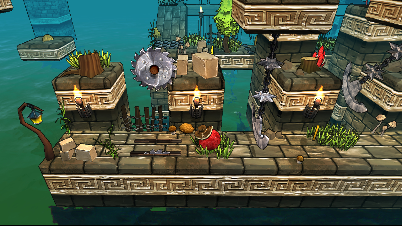 Tomato Jones 2 screenshot