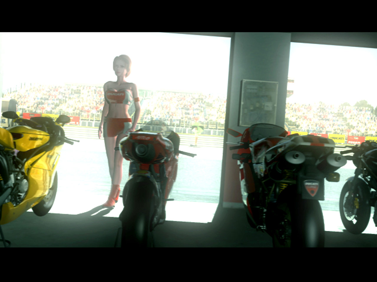 Ducati World Championship screenshot