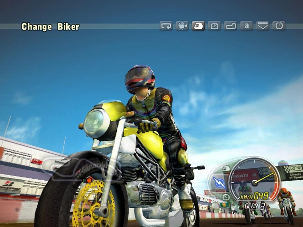 Ducati World Championship screenshot