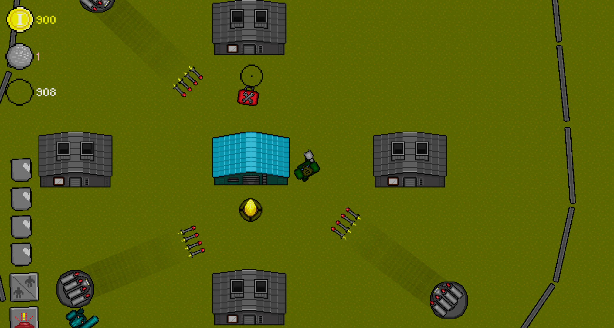 Robot Shield screenshot