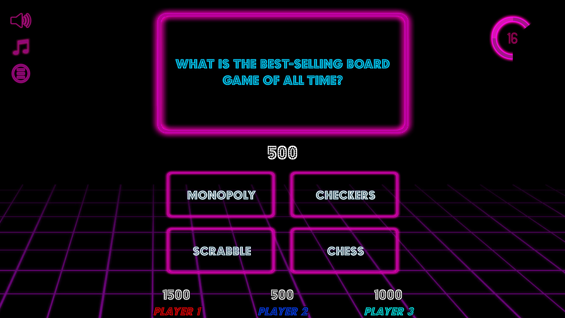 Trivia Night screenshot