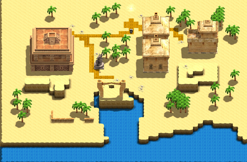 The Adventurer - Episode 1: Beginning of the End screenshot