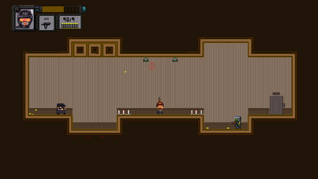 Fighter of Evil screenshot