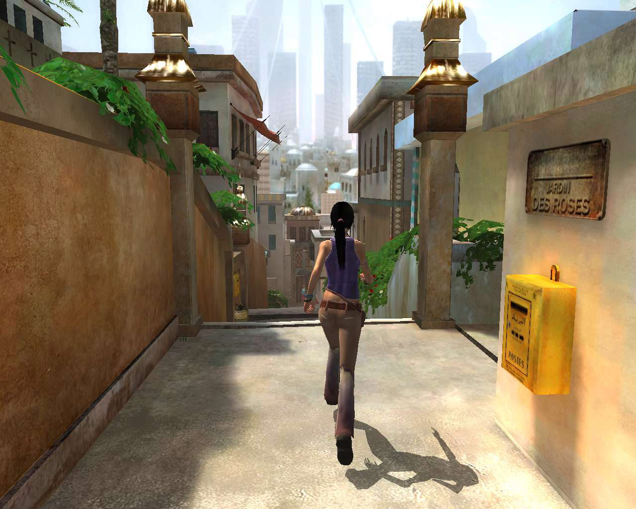 Dreamfall: The Longest Journey screenshot
