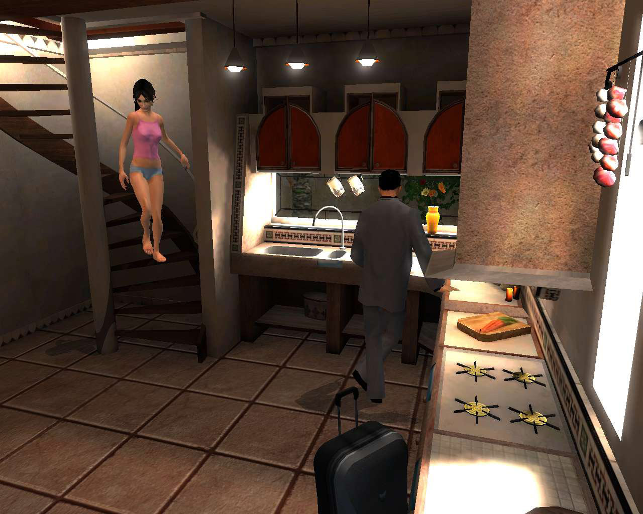 Dreamfall: The Longest Journey Free Download image 1