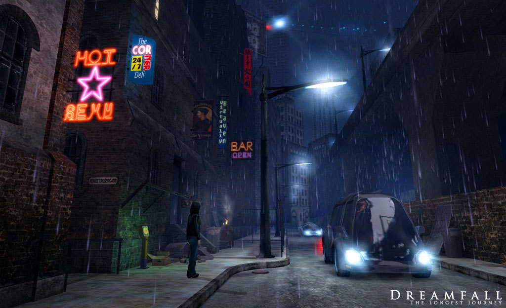 Full Game - Dreamfall The Longest Journey