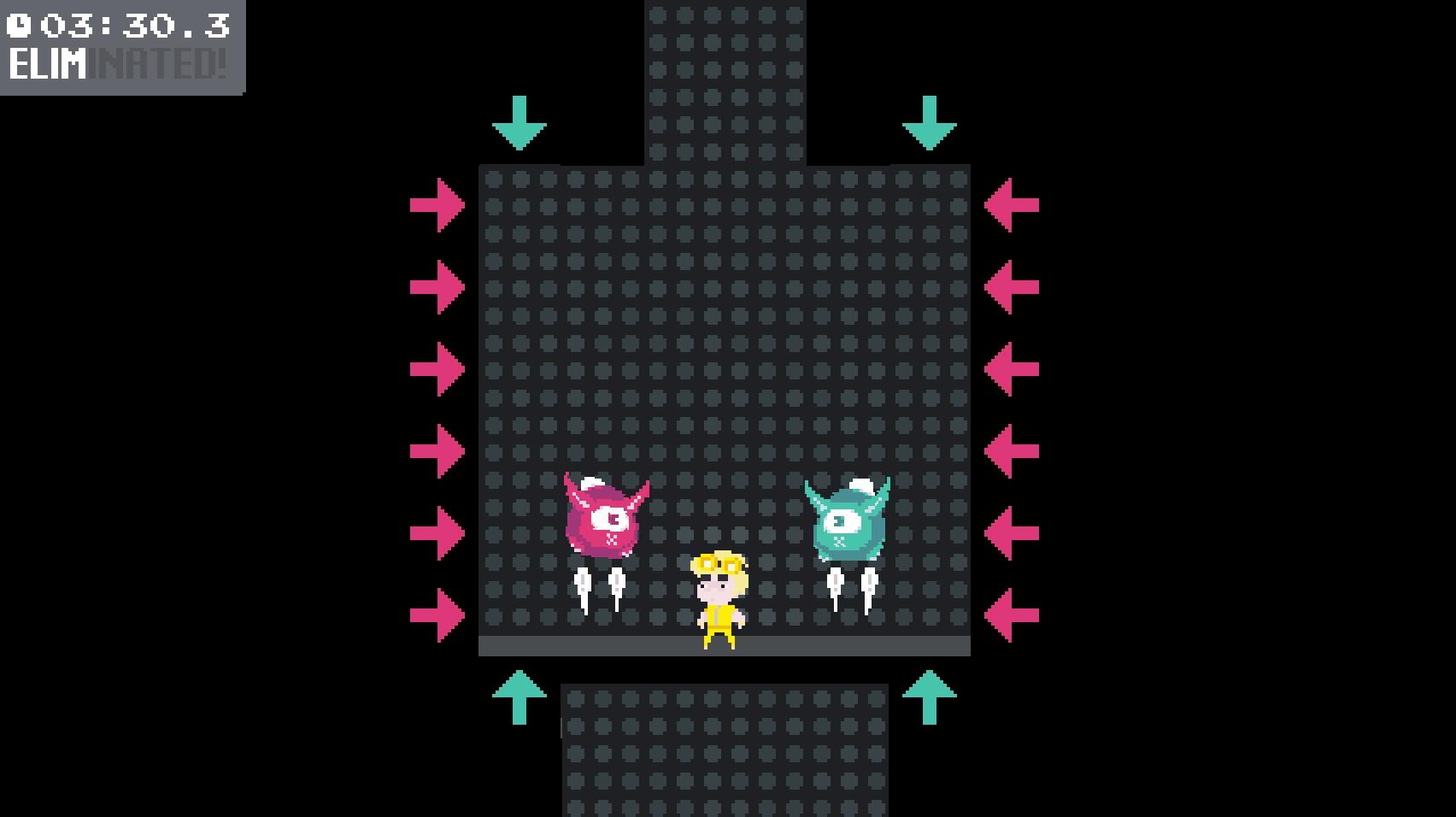 Fist's Elimination Tower screenshot