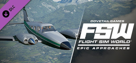 Flight Sim World: Epic Approaches Mission Pack