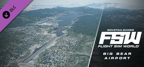 Flight Sim World: Big Bear City Airport Add-On