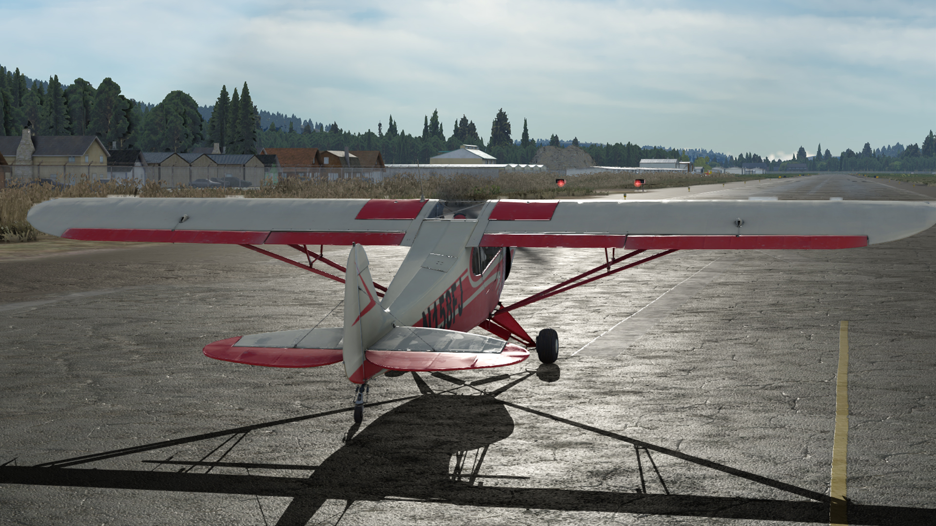 Flight Sim World: Big Bear City Airport Add-On screenshot
