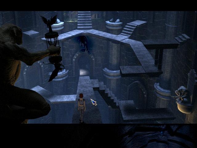 The Longest Journey screenshot