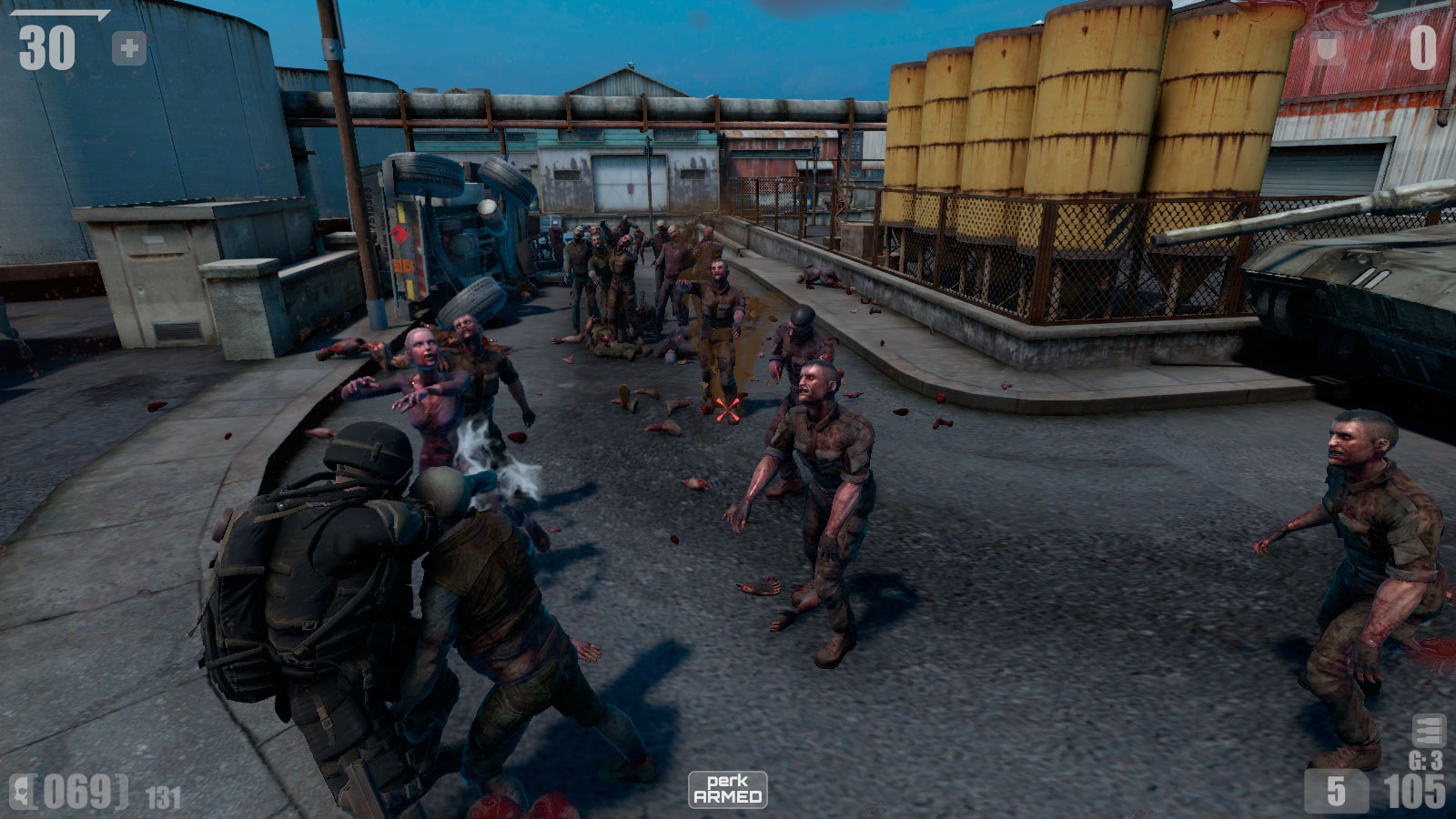 Crimson Earth 2 screenshot