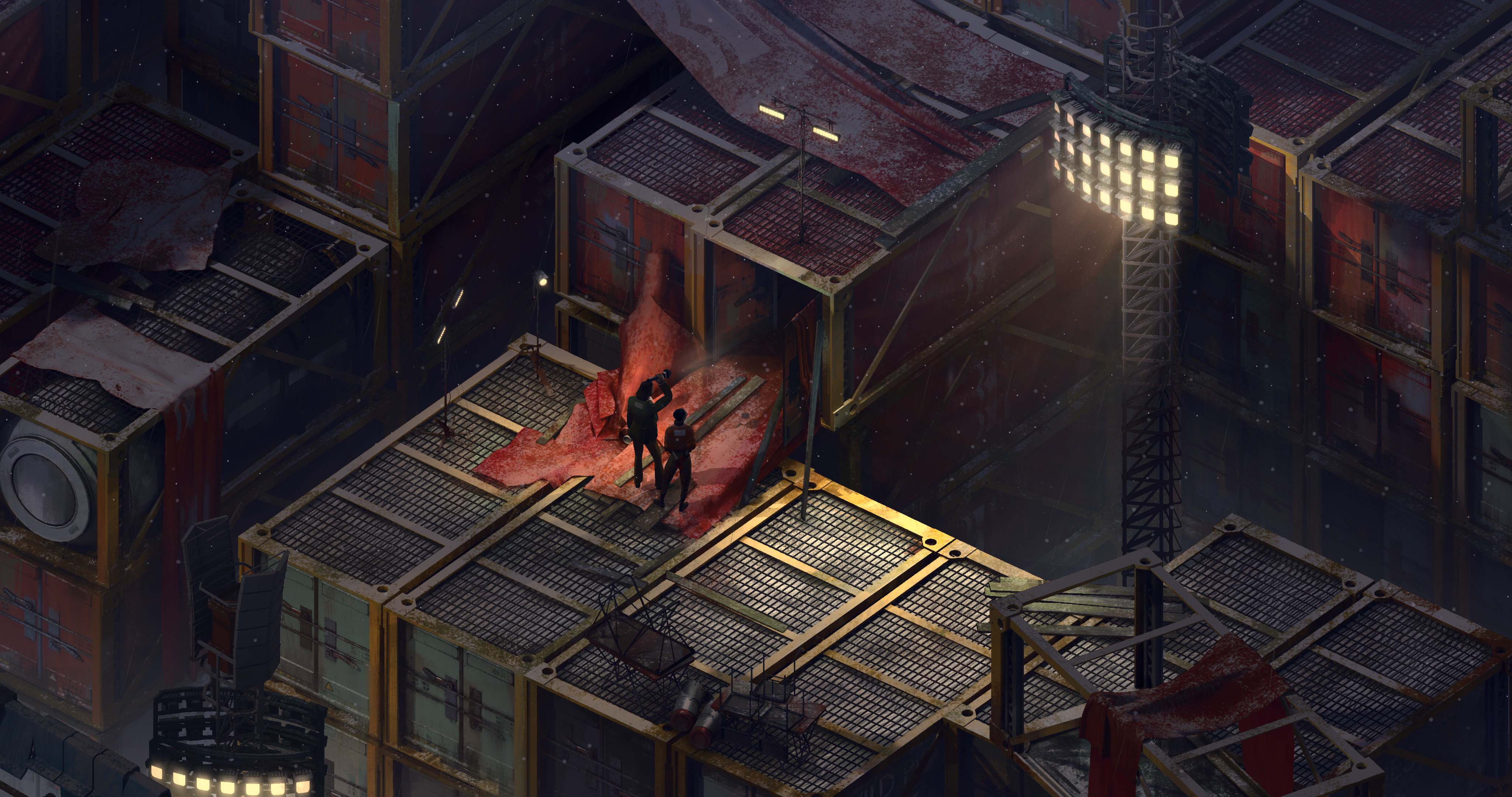 Disco Elysium - The Final Cut screenshot