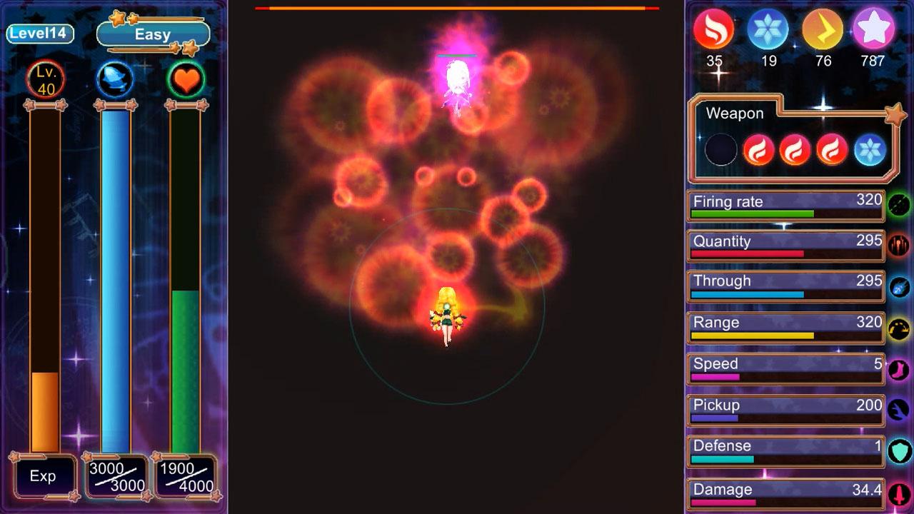 ShineG In The Bullethell screenshot