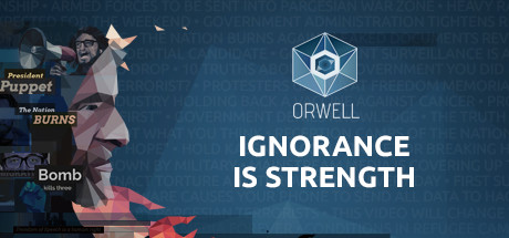 Orwell: Ignorance is Strength