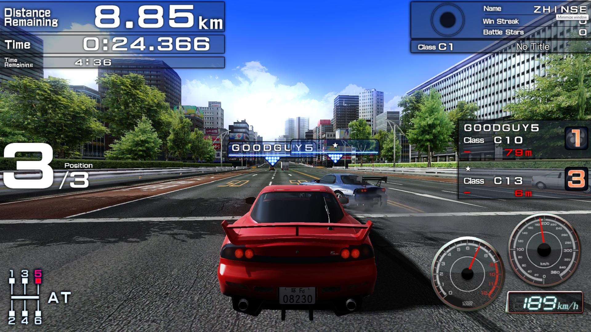 FAST BEAT LOOP RACER GT | 環狀賽車GT screenshot
