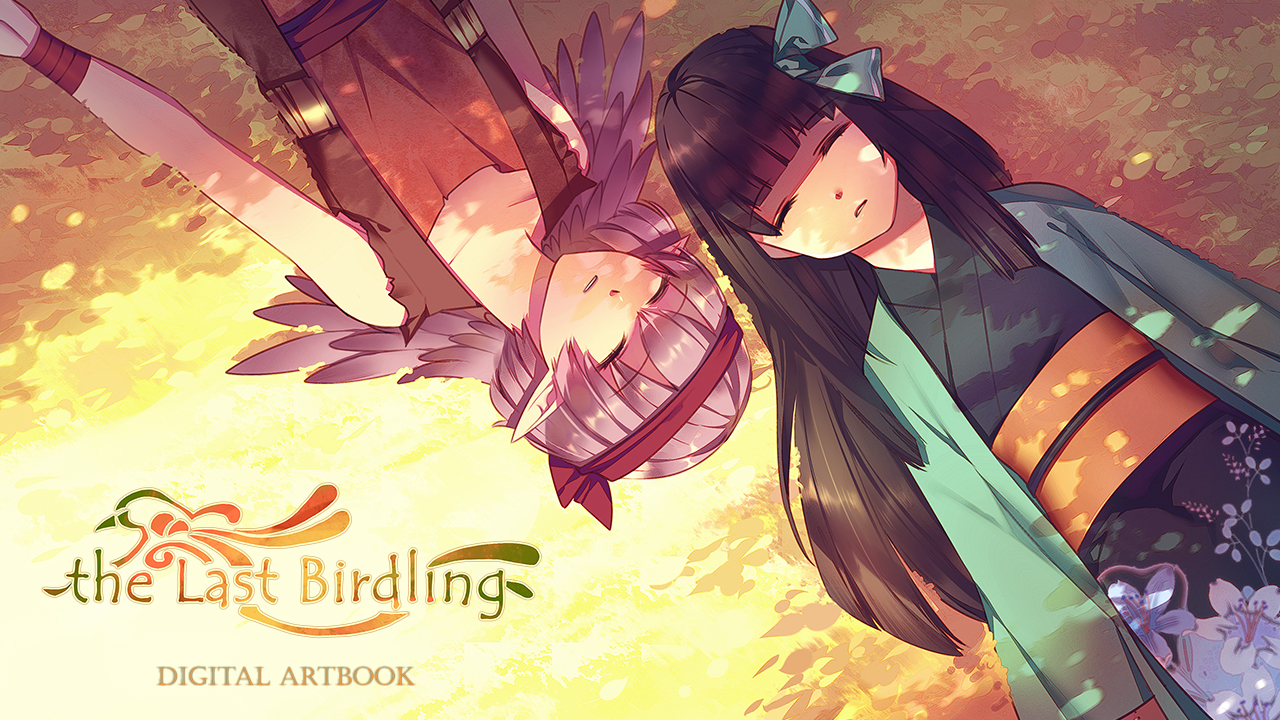 The Last Birdling - Digital artbook screenshot