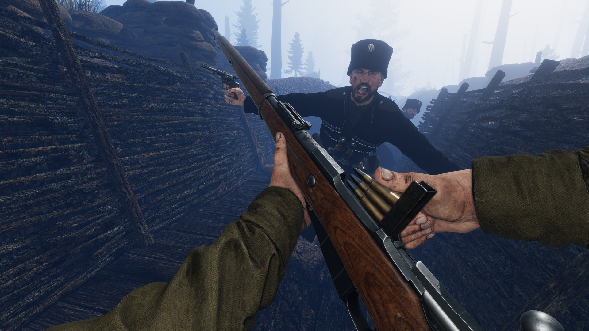 Tannenberg PS4