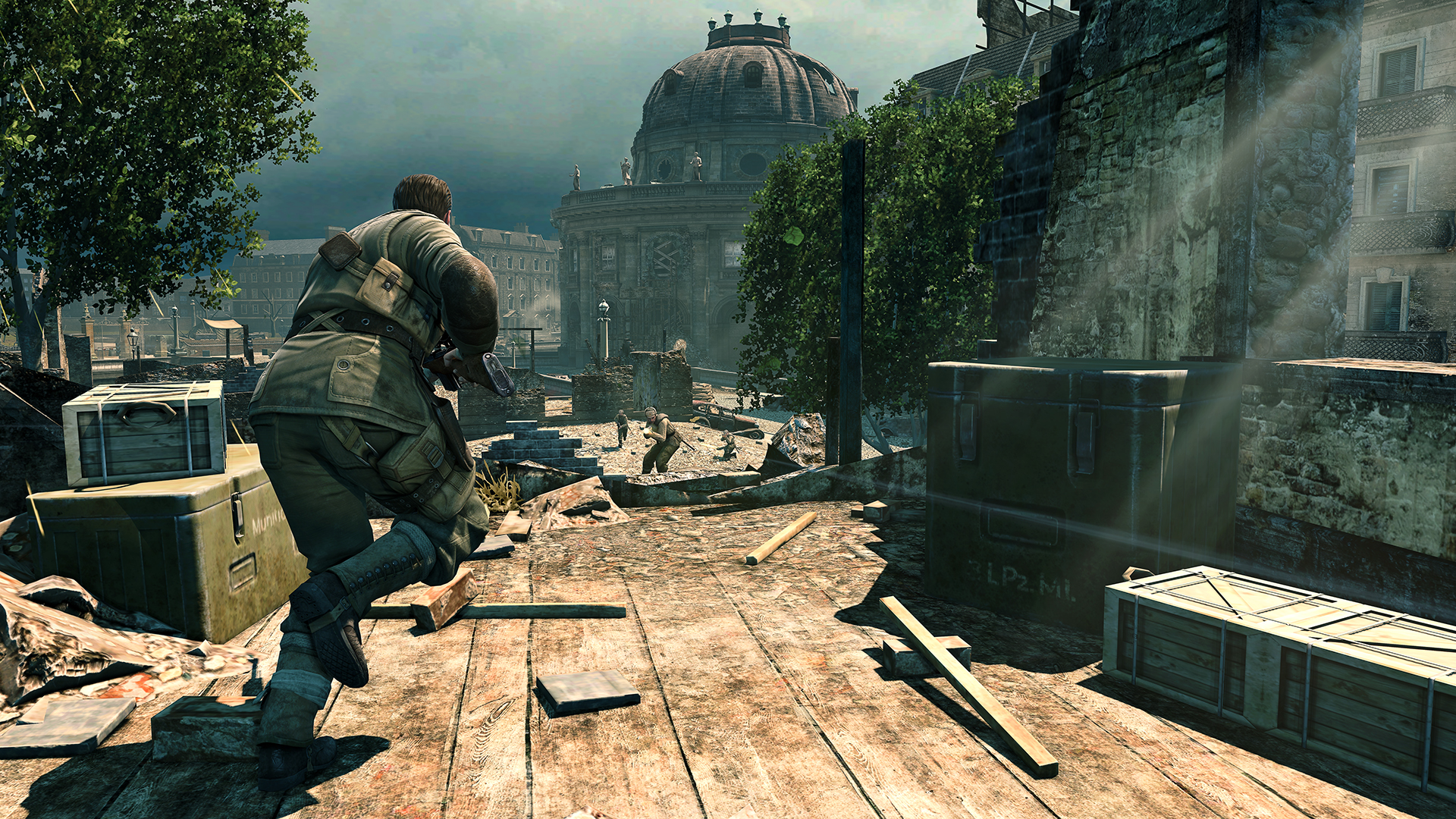Sniper Elite V2 screenshot
