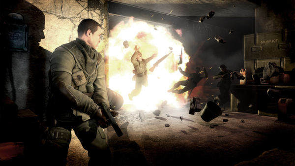 SNIPER ELITE V2 SINGLE LINK FULL VERSION ISO