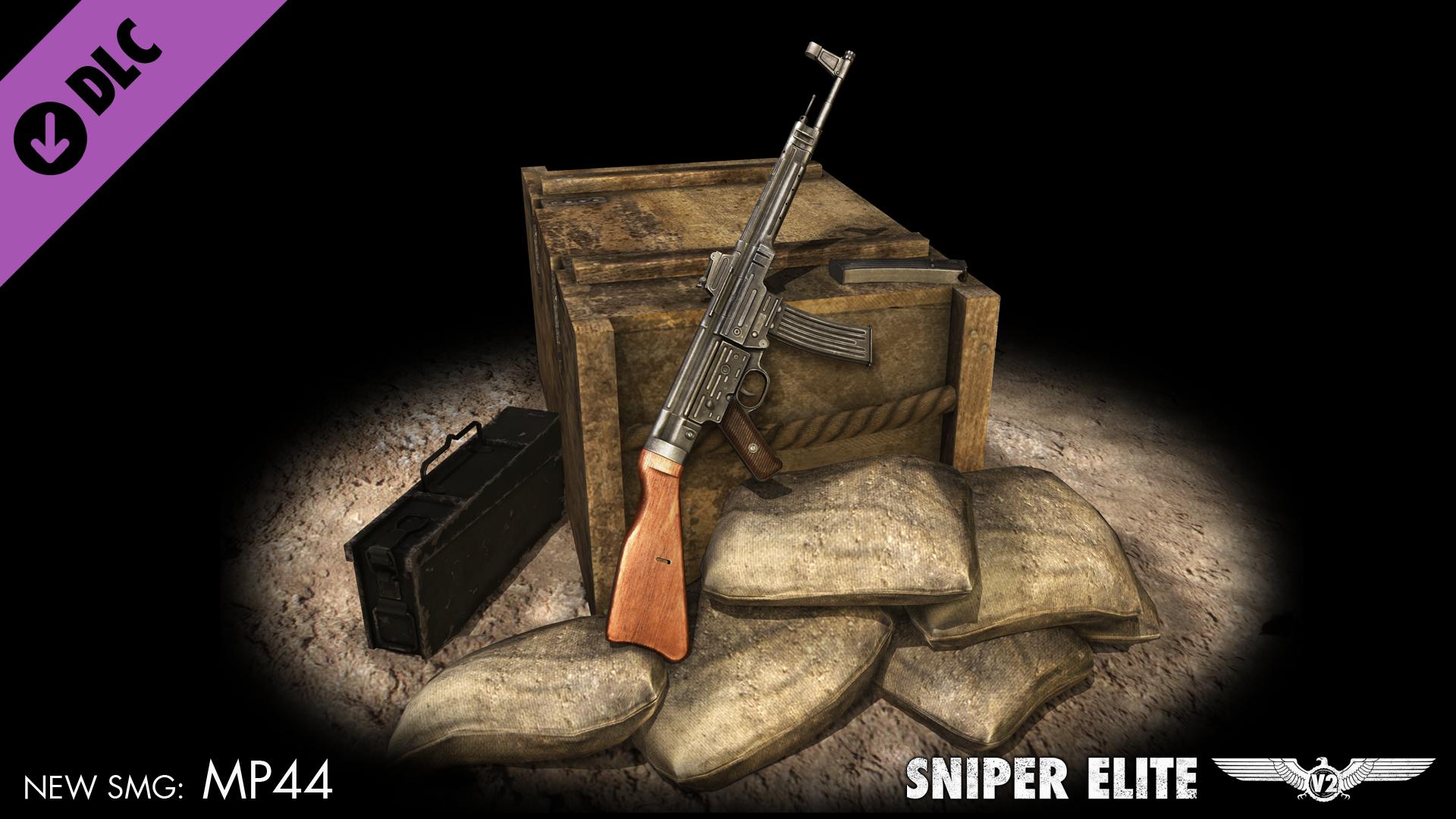 Sniper Elite V2 - The Landwehr Canal Pack screenshot