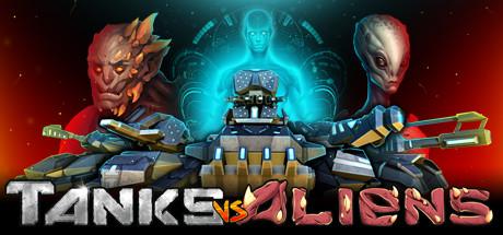Tanks vs Aliens game image