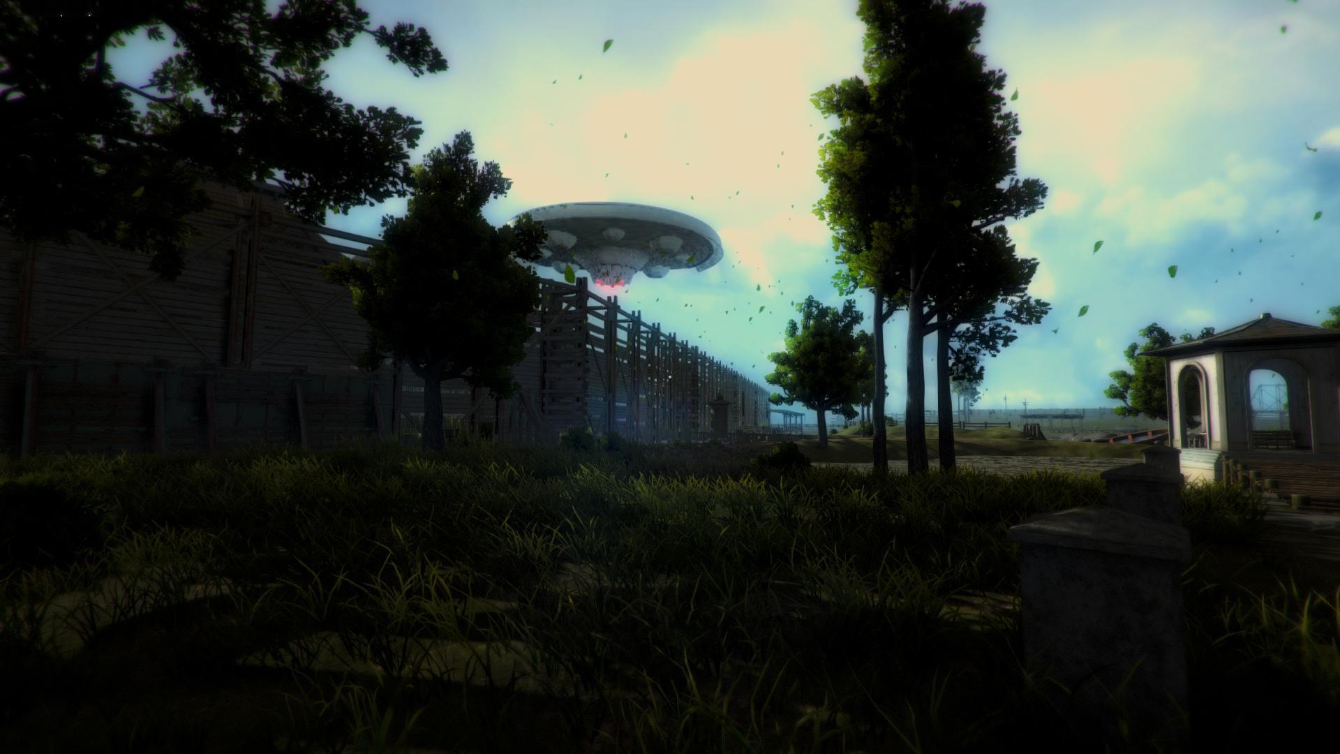 Project First Contact screenshot