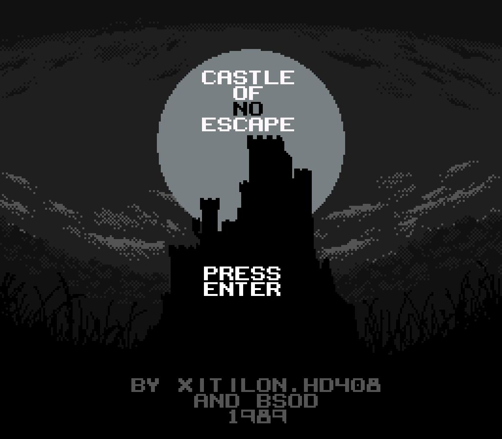 Castle of no Escape screenshot