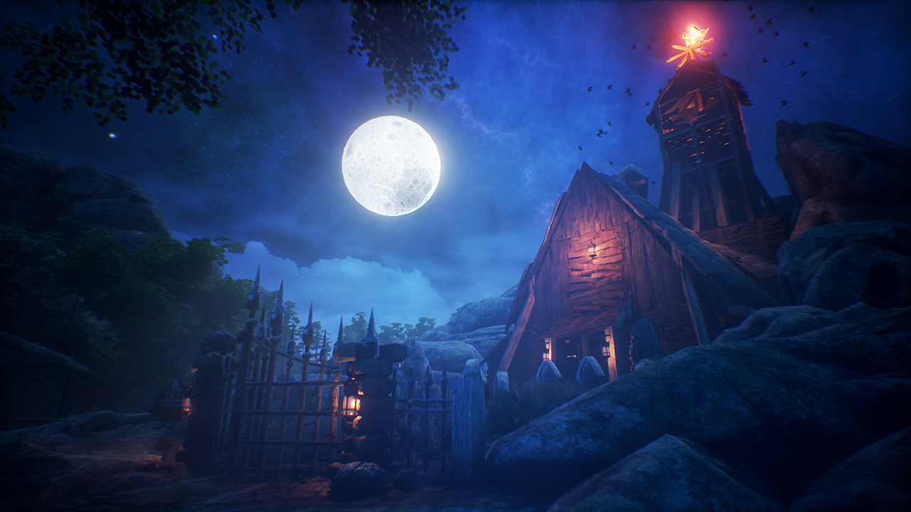Nocturnal Hunt (Wolf Pack) (ENG) [L]