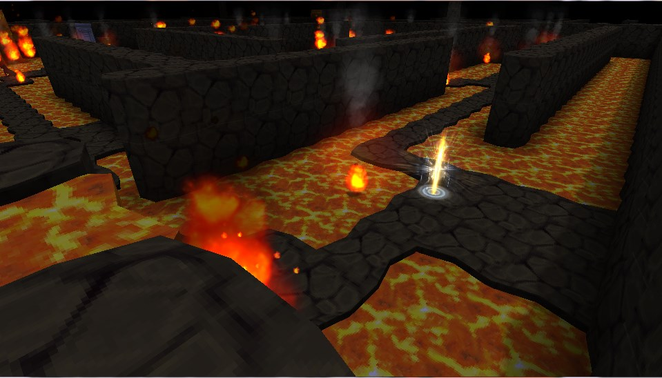 Chicken Labyrinth Puzzles screenshot