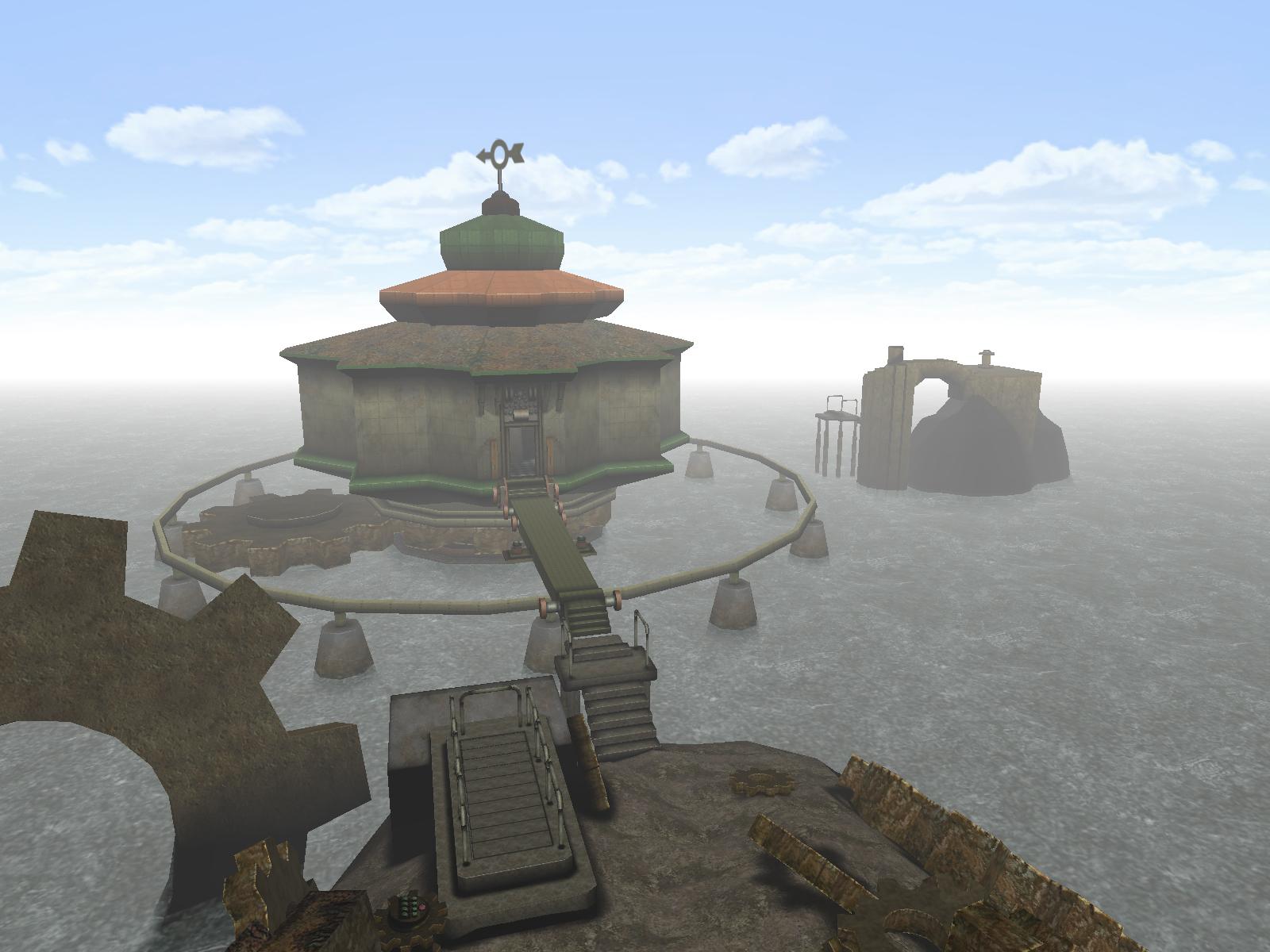 realMYST screenshot
