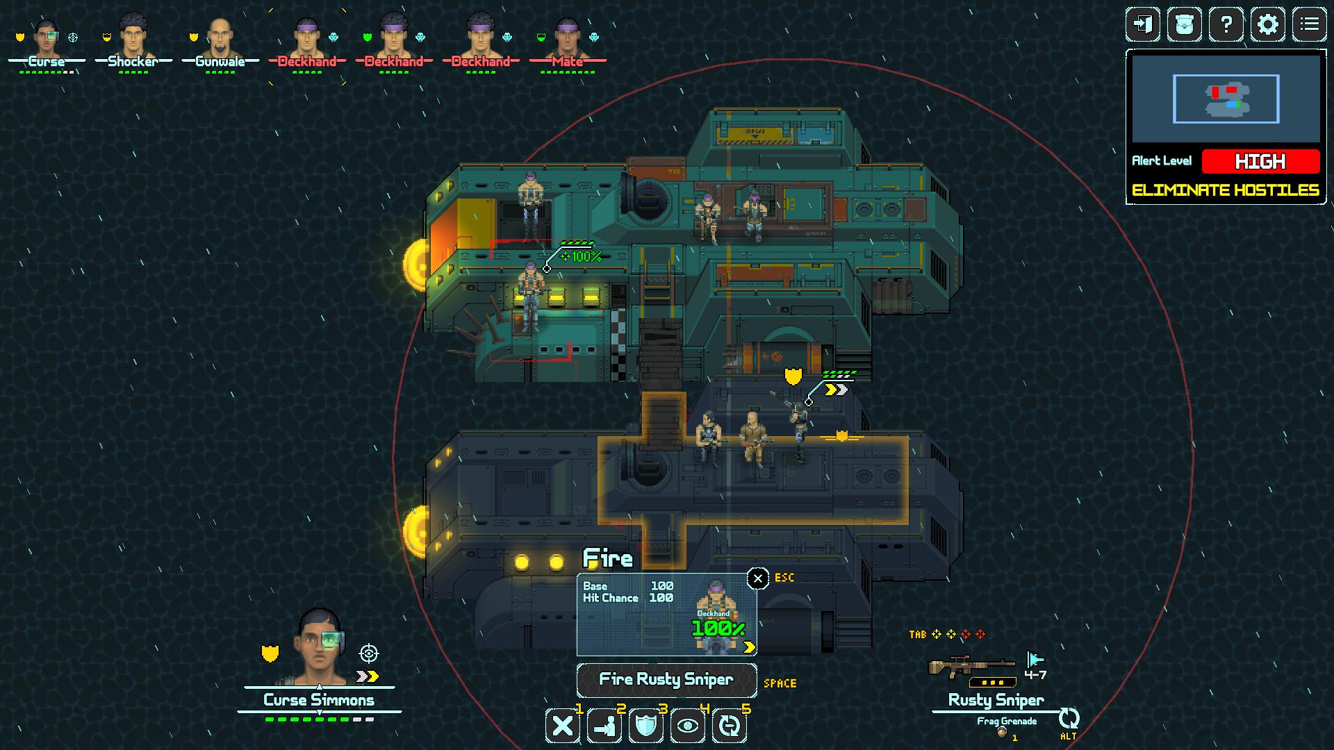 Depth of Extinction screenshot
