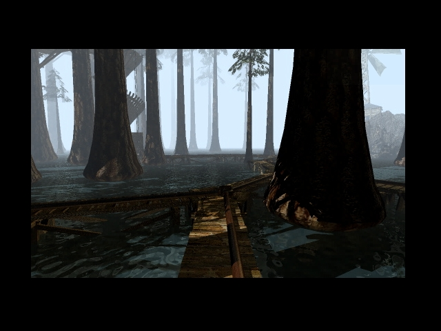 Myst: Masterpiece Edition screenshot