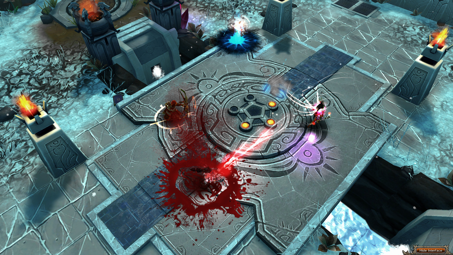 Bloodline Champions screenshot