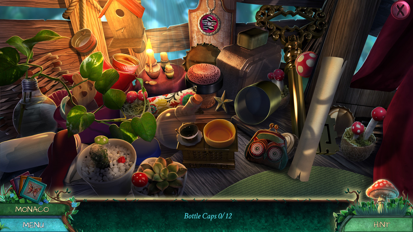 Tiny Tales: Heart of the Forest screenshot