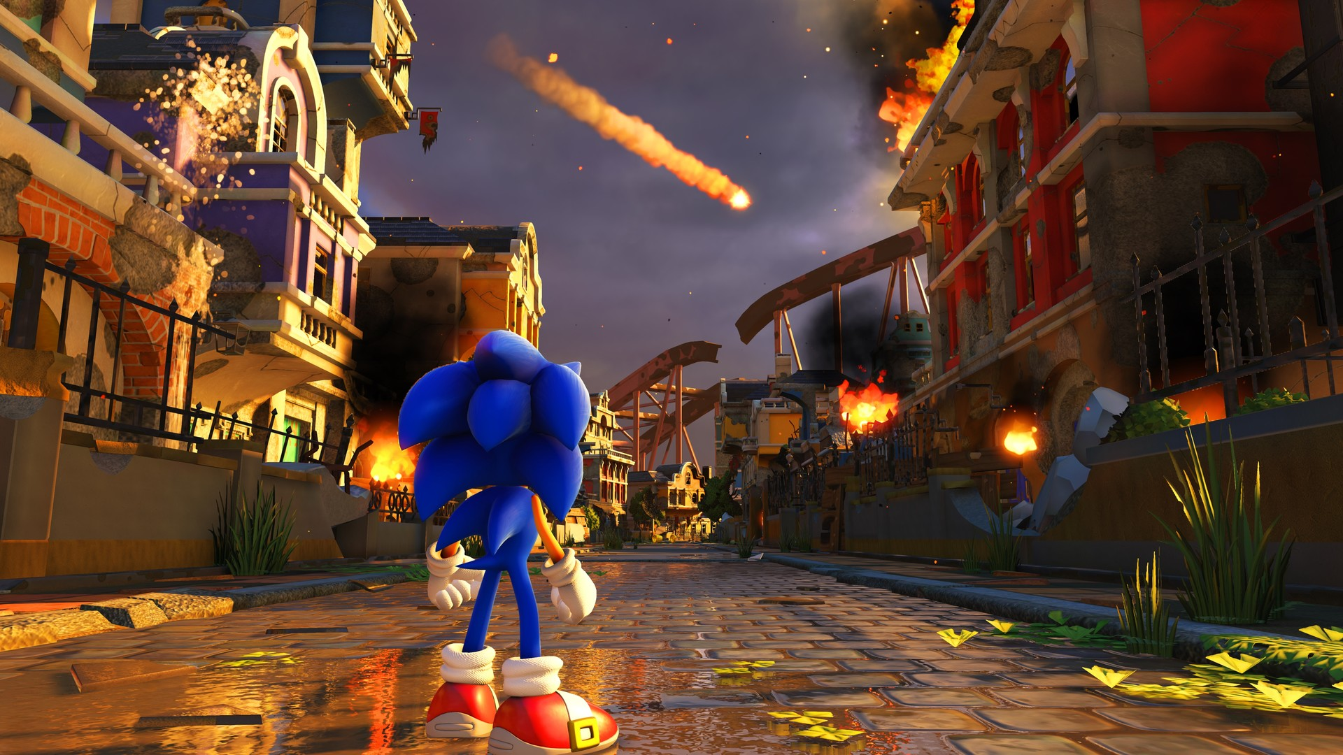 Sonic Forces [2017|Rus|Eng]
