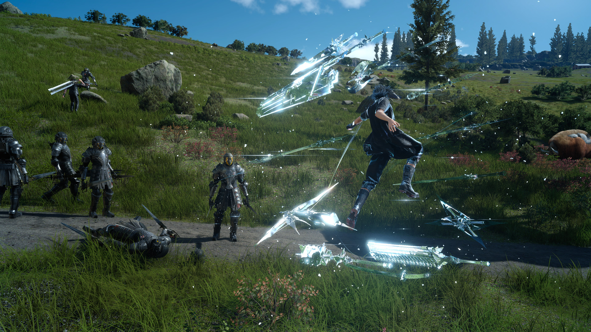 Final Fantasy XV: Windows Edition [2018|Rus|Eng]