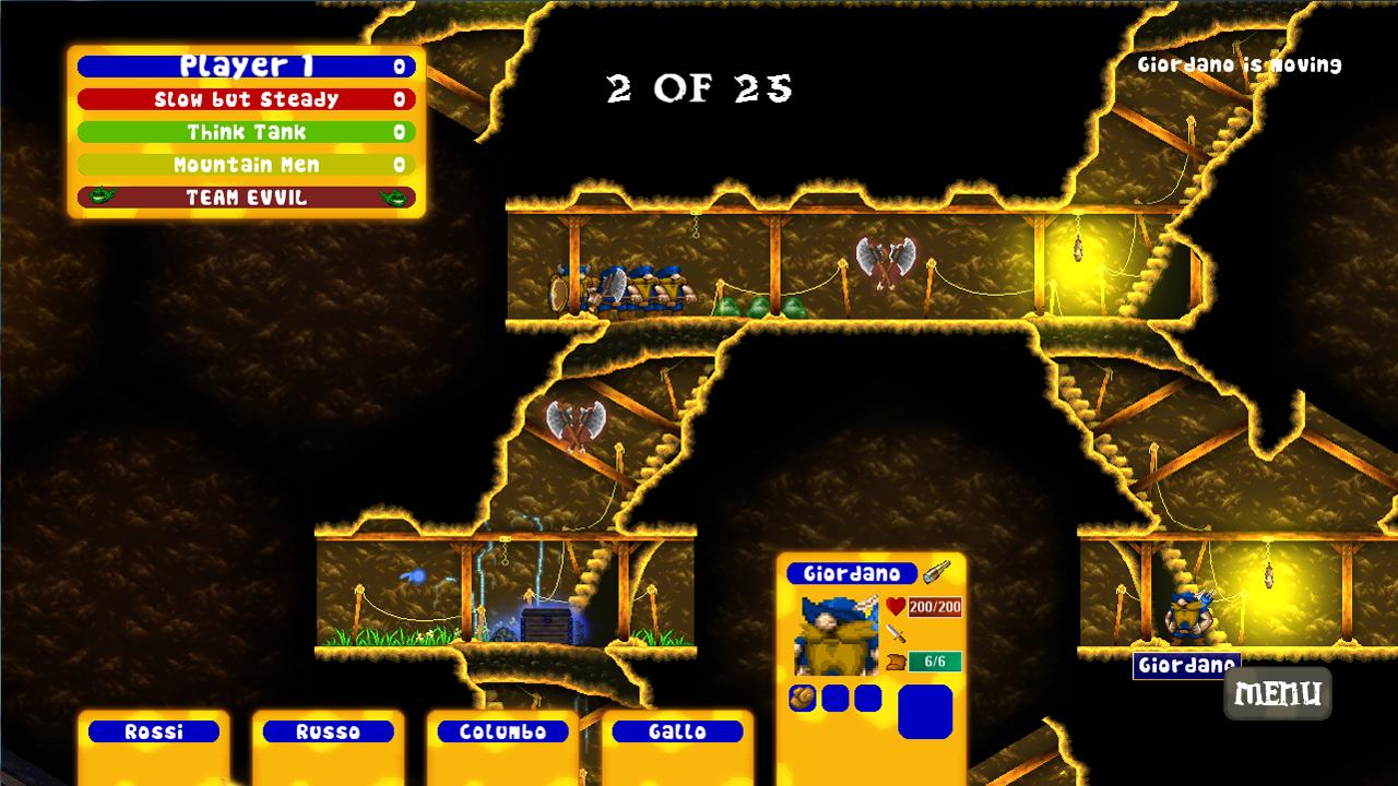 Delve Deeper: Gratis Grottos screenshot