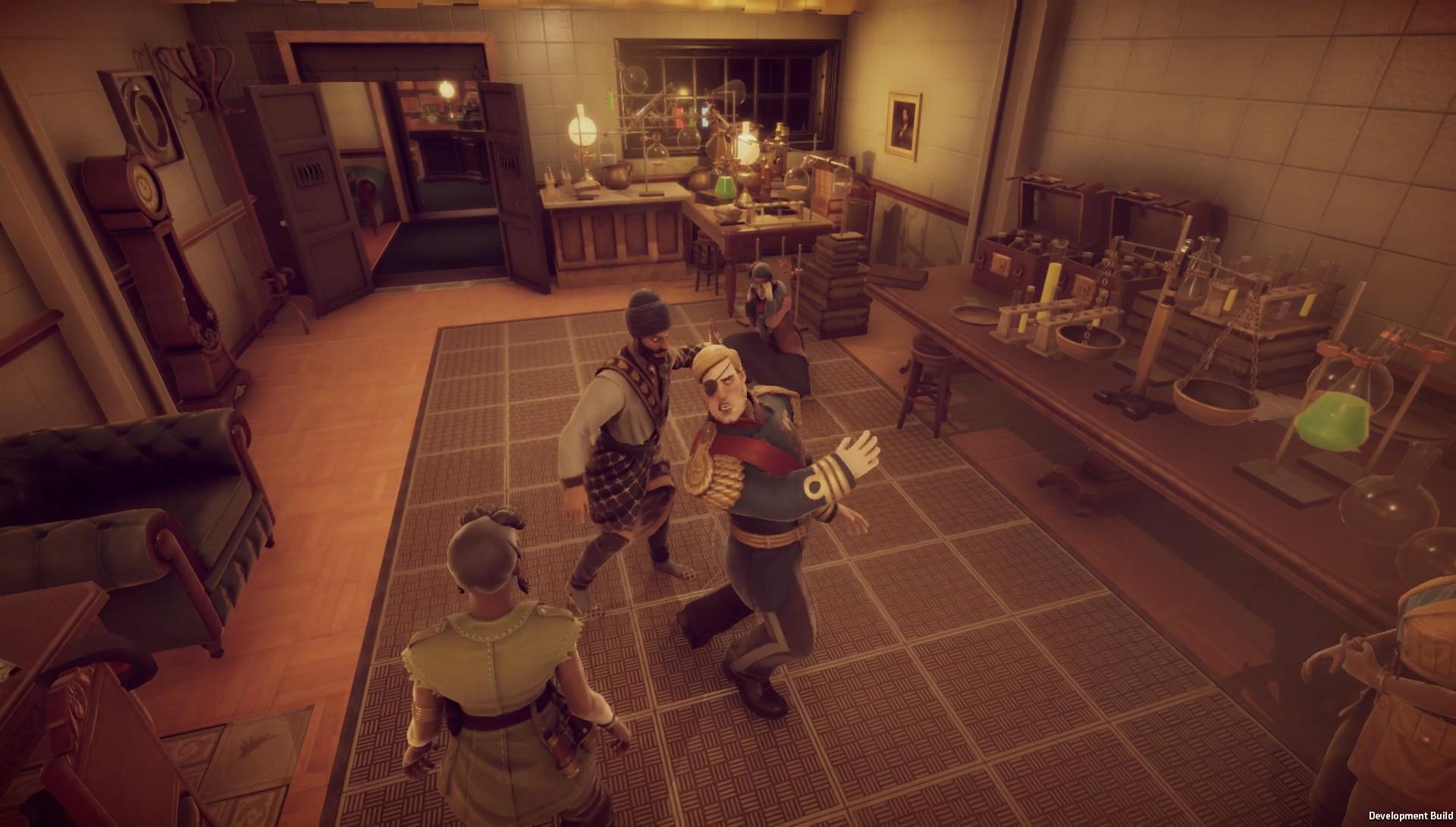 Murderous Pursuits screenshot