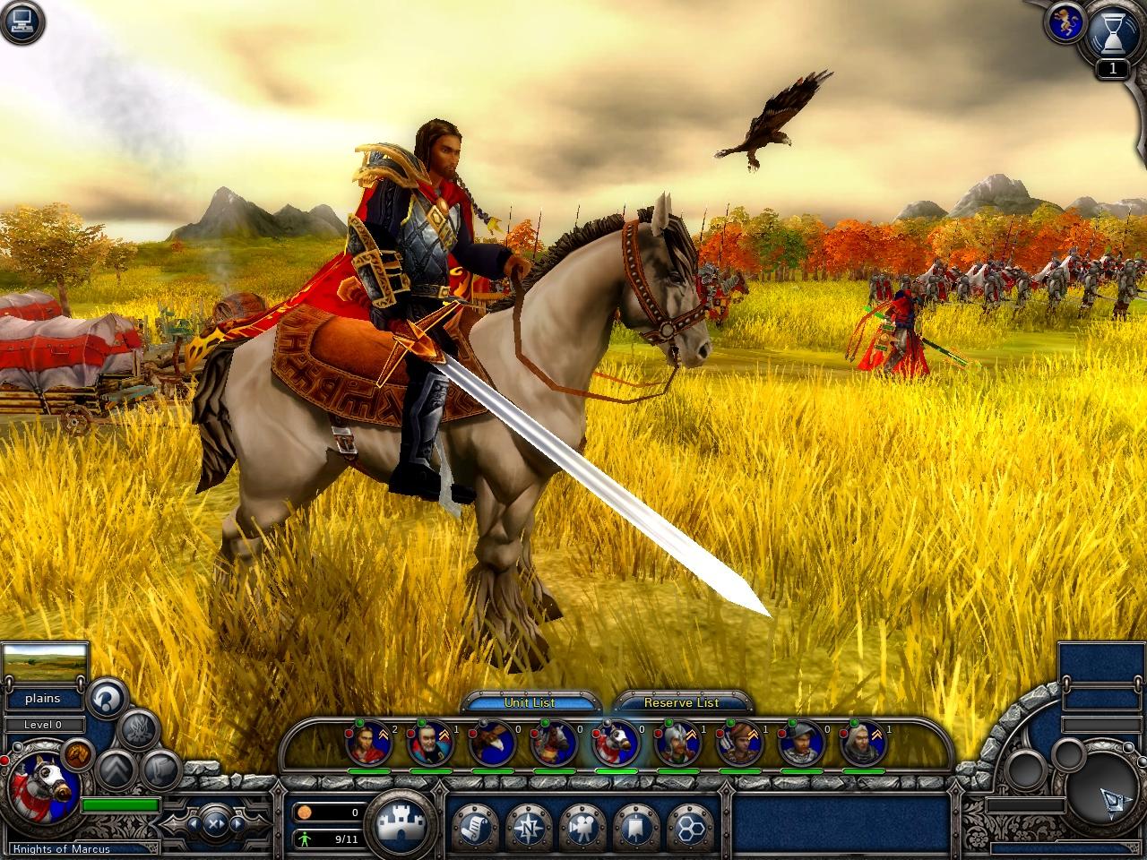 Fantasy Wars screenshot
