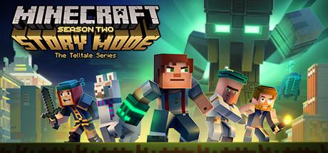 скачать minecraft story mode игру